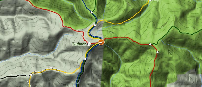 Wycieczka z noclegiem na Turbacz